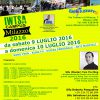 Campus Milazzo 2016 – Saturday Sabato 9 and Sunday 10  July 2016