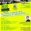 Campus Milazzo 2016 – Saturday Sabato 9 and Sunday 10  July 2016