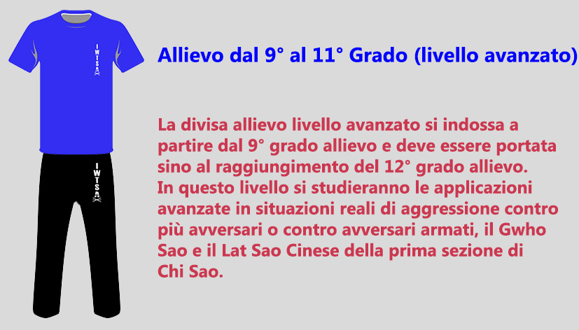 divisa allievo 9-11