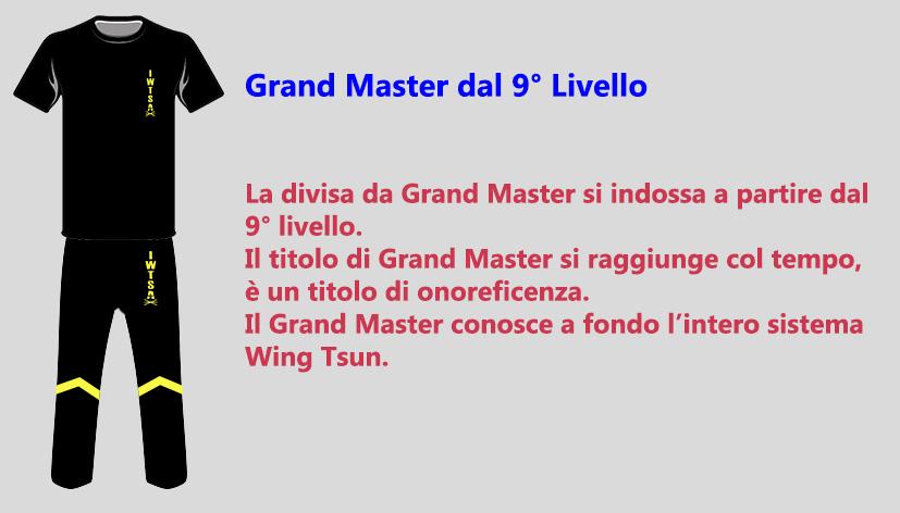 divisa grand master