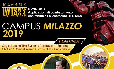 Campus Milazzo 2019