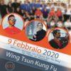 Stage di Wing Tsun il 9 Febbraio 2020 con Sifu Tam Yiu Ming