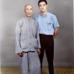 Yip Man e Bruce Lee